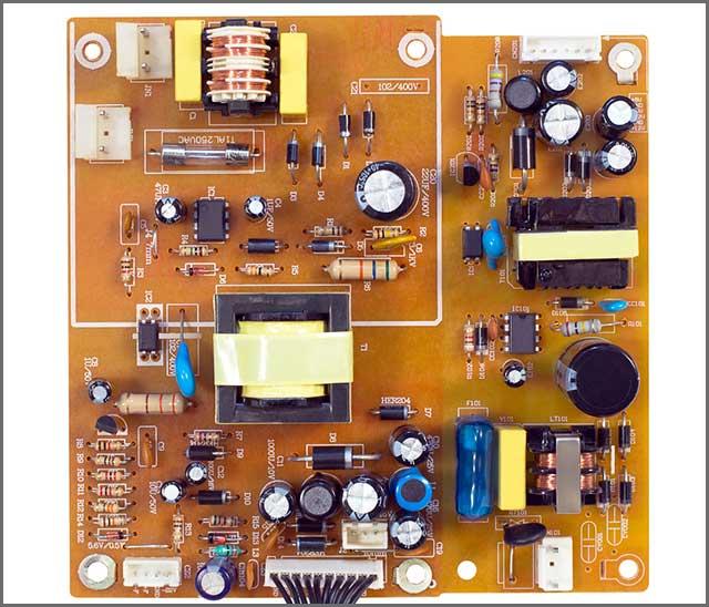 Technologie PCB haute tension