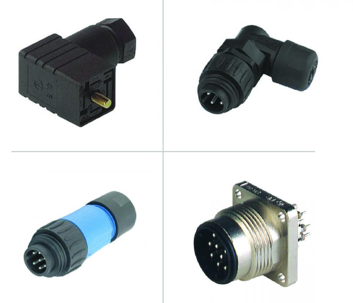 Connecteurs IP65